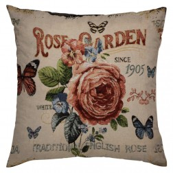 ROSE GARDEN CUSHION COVER